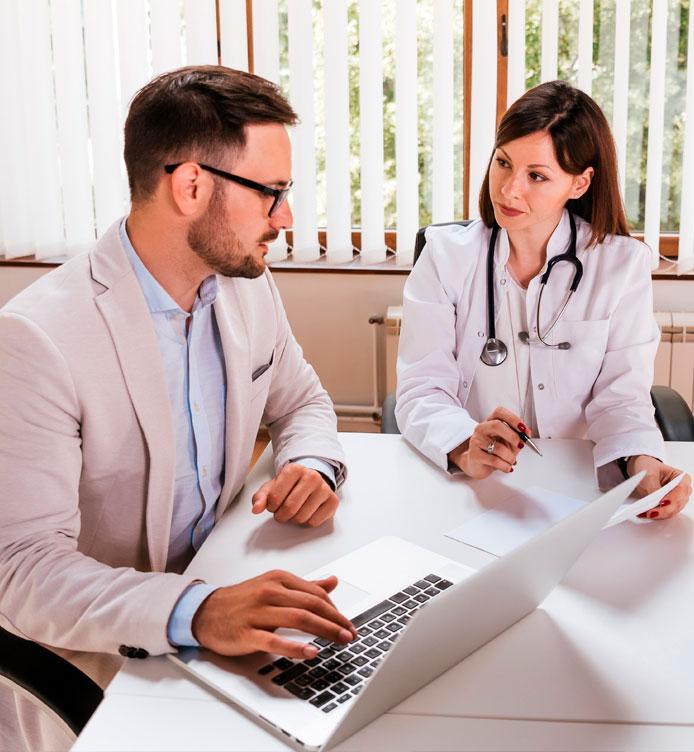 Administración de Servicios de Salud – Bogotá